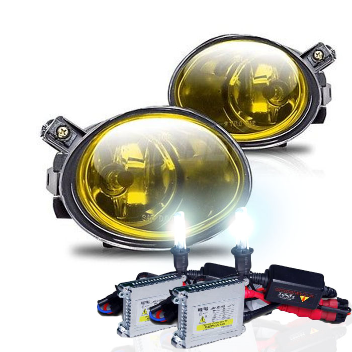 hid xenon 01 06 bmw e46 m3 m5 3 series m tech oem replacement fog lights kit yellow 13 hid xenon 01 06 bmw e46 m3 m5 3 series m tech oem Fog Light Wiring Diagram at n-0.co