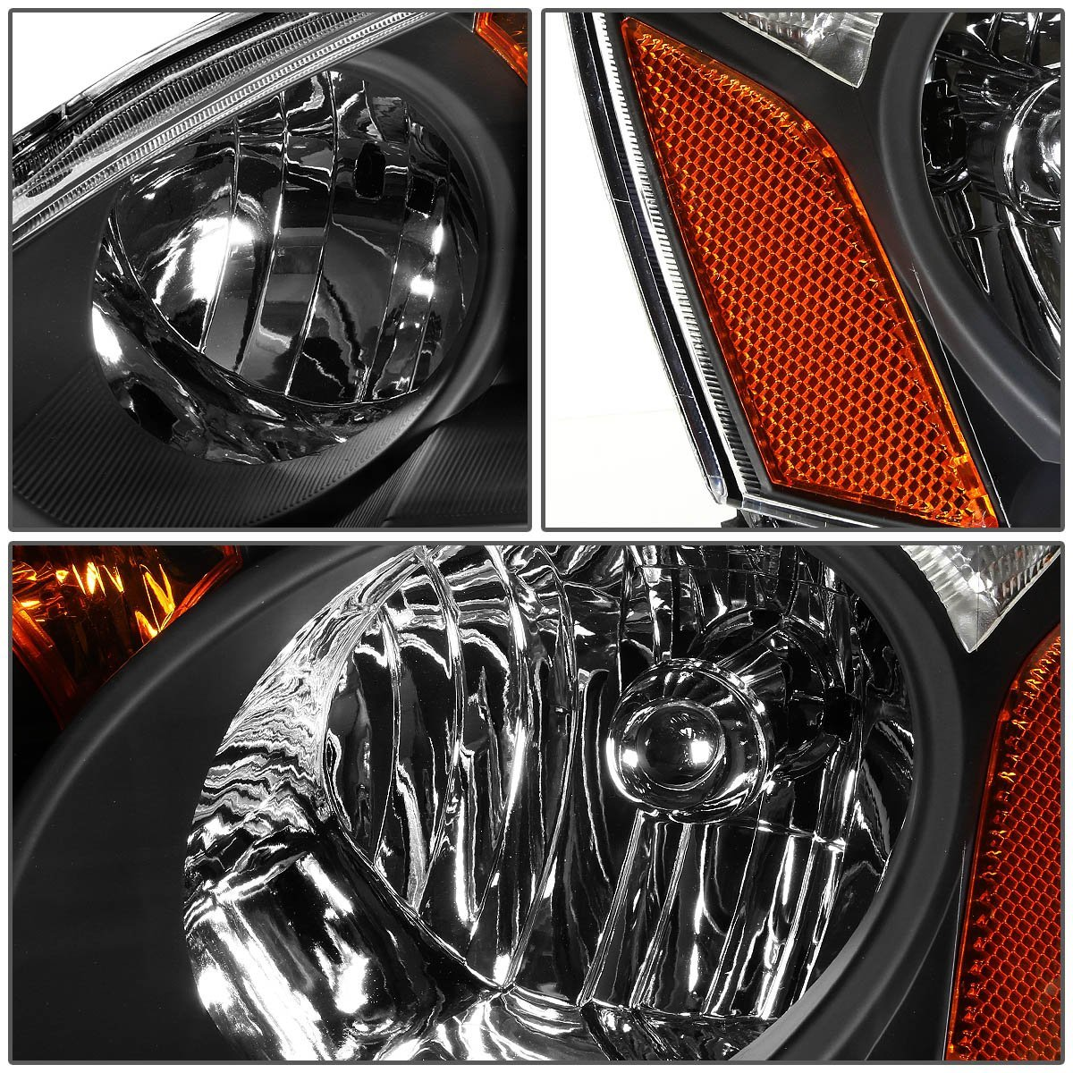 Acura Rsx Cars For Sale In Ohio: HID Xenon + 02-04 Acura RSX JDM Style Crystsal Headlights