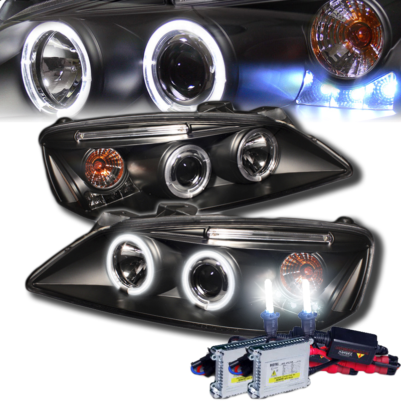 G6 Led Lights : Hid xenon pontiac g drl led strip projector