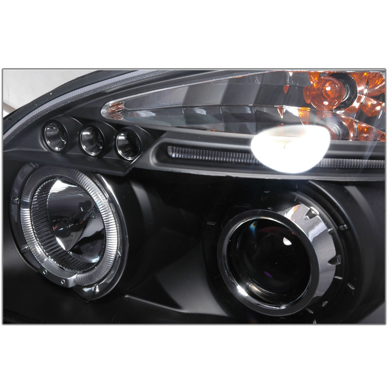 hid xenon 05 09 hyundai tucson angel eye halo led. Black Bedroom Furniture Sets. Home Design Ideas