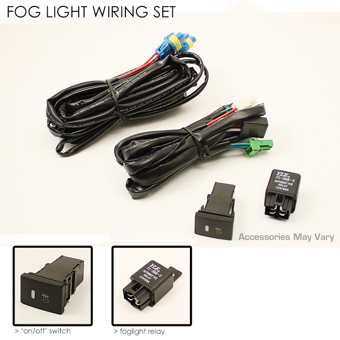 hid xenon 05 11 nissan pathfinder frontier sentra clear fog lights 17 xenon winjet 05 11 nissan frontier pathfinder oem style fog 2016 nissan frontier fog light wiring harness at bakdesigns.co