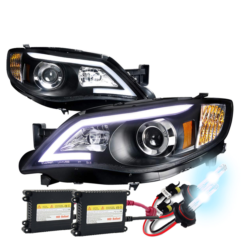 Hid Xenon   08  Outback Led Drl
