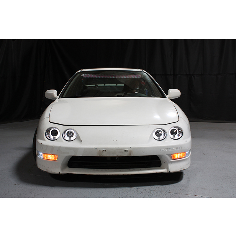 Acura Integra Headlight Wiring Diagram Auto Diagrams. Hid Xenon 19982001 Acura Integra Angel Eye Halo Projector Headlights Black Headlight Wiring. Acura. Acura Hid Headlight Wiring Diagram At Eloancard.info