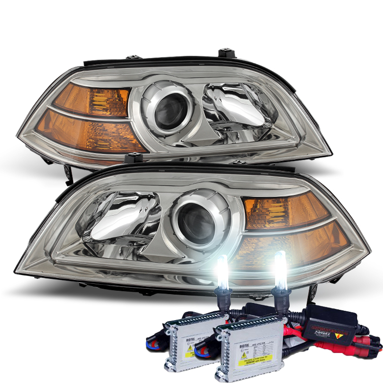 HID Xenon + 2004-2006 Acura MDX Replacement Projector