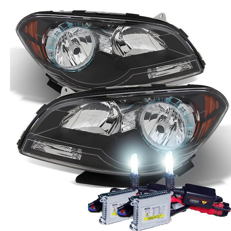 HID Xenon + 2008-2012 Chevy Malibu Replacement Crystal