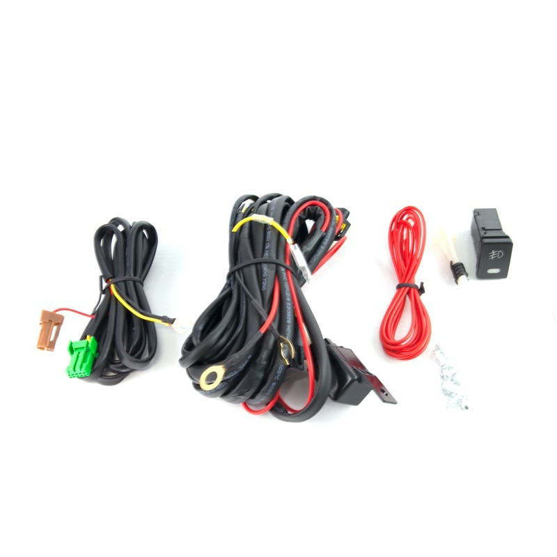hid xenon 2014 toyota tundra factory style front bumper fog lights kit clear 42 hid xenon 2014 toyota tundra factory style front bumper fog Universal Wiring Harness Diagram at bayanpartner.co