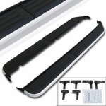 Land Rover 05-09 Discovery LR3 2010 LR4 Side Step Nerf Bars Running Boards