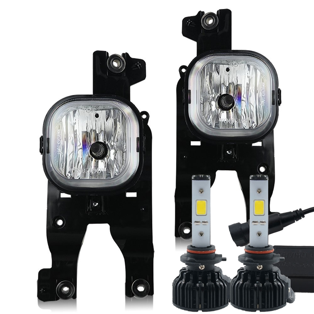 Led Kit   2008-2010 Ford F250 -f450 Fog Lights -  Super Duty