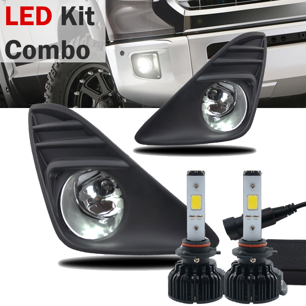led kit 2012 2014 toyota camry fog lights wiring kit. Black Bedroom Furniture Sets. Home Design Ideas