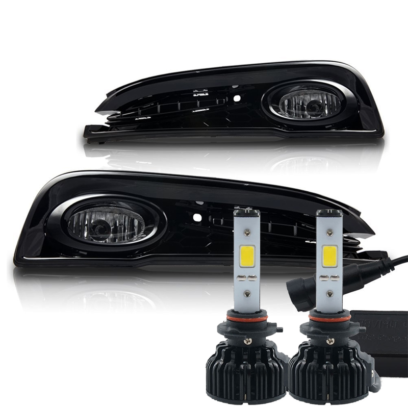 LED Kit + 2013-2015 Honda Civic 4Dr Fog Lights - (Wiring Kit ...