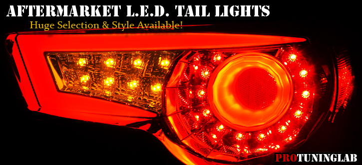 Awaken your ride with our innovative LED tail lights. LED tail lights will make your car stand out from the crowd. When you pick a set of custom LED lights ...  sc 1 st  ProTuningLab.com & Euro Style Aftermarket Performance LED Tail Lights By ProTuningLab