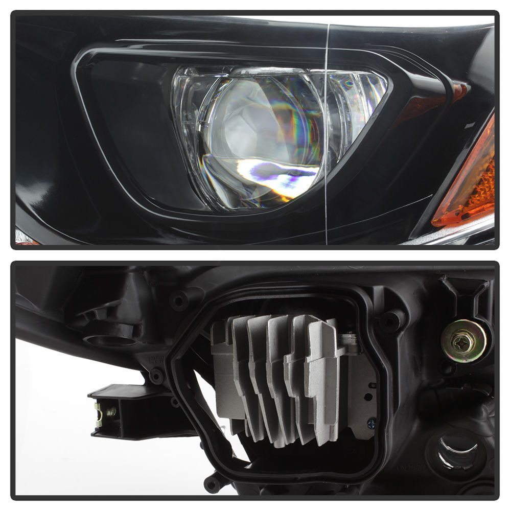 left right 14 16 toyota corolla replacement led headlights