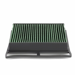 Maybach / Mercedes CL600 / CL65 AMG / S600 Reusable Replacement Engine High Flow Drop-in Air Filter (Green)