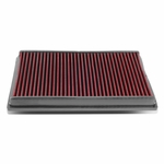 Maybach / Mercedes CL600 / CL65 AMG / S600 Reusable Replacement Engine High Flow Drop-in Air Filter (Red)