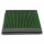 Mecedes Benz A /B-Class Reusable & Washable Replacement Engine High Flow Drop-in Air Filter (Green)