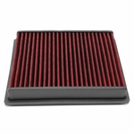 Mecedes Benz A /B-Class Reusable & Washable Replacement Engine High Flow Drop-in Air Filter (Red)