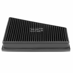 Mercedes Benz A / B / CLA / GLA-Class Reusable & Washable Replacement Air Filter (Black)