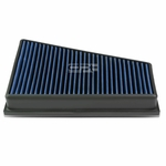 Mercedes Benz A / B / CLA / GLA-Class Reusable & Washable Replacement Air Filter (Blue)