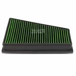 Mercedes Benz A / B / CLA / GLA-Class Reusable & Washable Replacement Air Filter (Green)