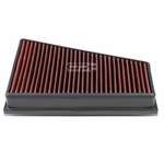 Mercedes Benz A / B / CLA / GLA-Class Reusable & Washable Replacement Air Filter (Red)