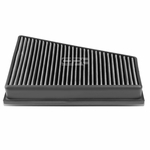 Mercedes Benz A / B / CLA / GLA-Class Reusable & Washable Replacement Air Filter (Silver)