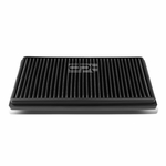 "Mercedes Benz - AMG ""63"" M157 6.3L Reusable & Washable Replacement High Flow Drop-in Air Filter (Black)"