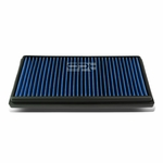 """Mercedes Benz - AMG """"63"""" M157 6.3L Reusable & Washable Replacement High Flow Drop-in Air Filter (Blue)"""