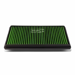 "Mercedes Benz - AMG ""63"" M157 6.3L Reusable & Washable Replacement High Flow Drop-in Air Filter (Green)"