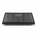 "Mercedes Benz - AMG ""63"" M157 6.3L Reusable & Washable Replacement High Flow Drop-in Air Filter (Silver)"