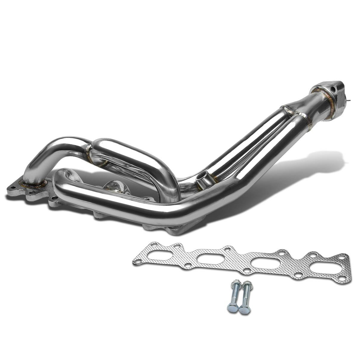 Racing manifold header exhaust 95 08 mercedes benz for Mercedes benz exhaust