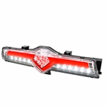 Spec-D 12-15 Scion FR-S / Subaru BRZ LED 3rd Brake Light - Chrome