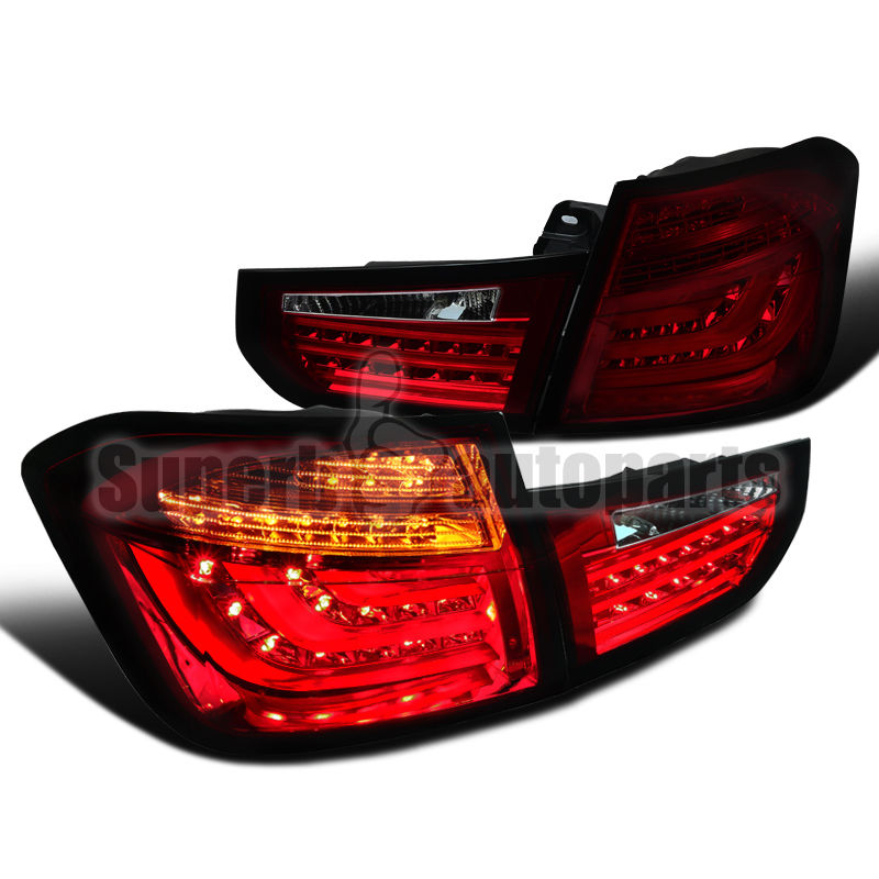spec d 13 15 bmw f30 3 series 328i 335i 4dr led tail. Black Bedroom Furniture Sets. Home Design Ideas
