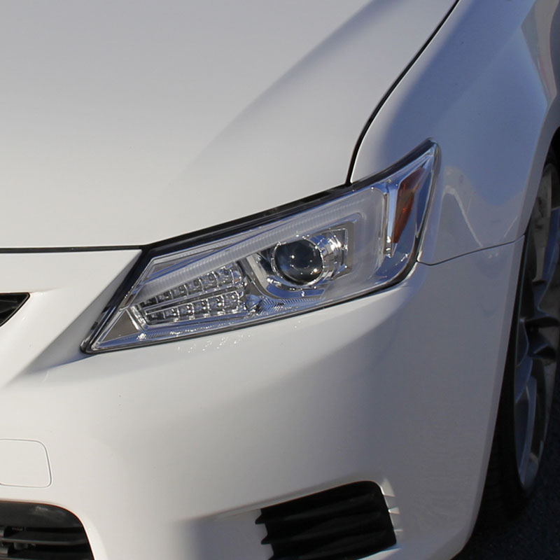Spec D 2011 2013 Scion Tc Optic Style Led Drl Projector