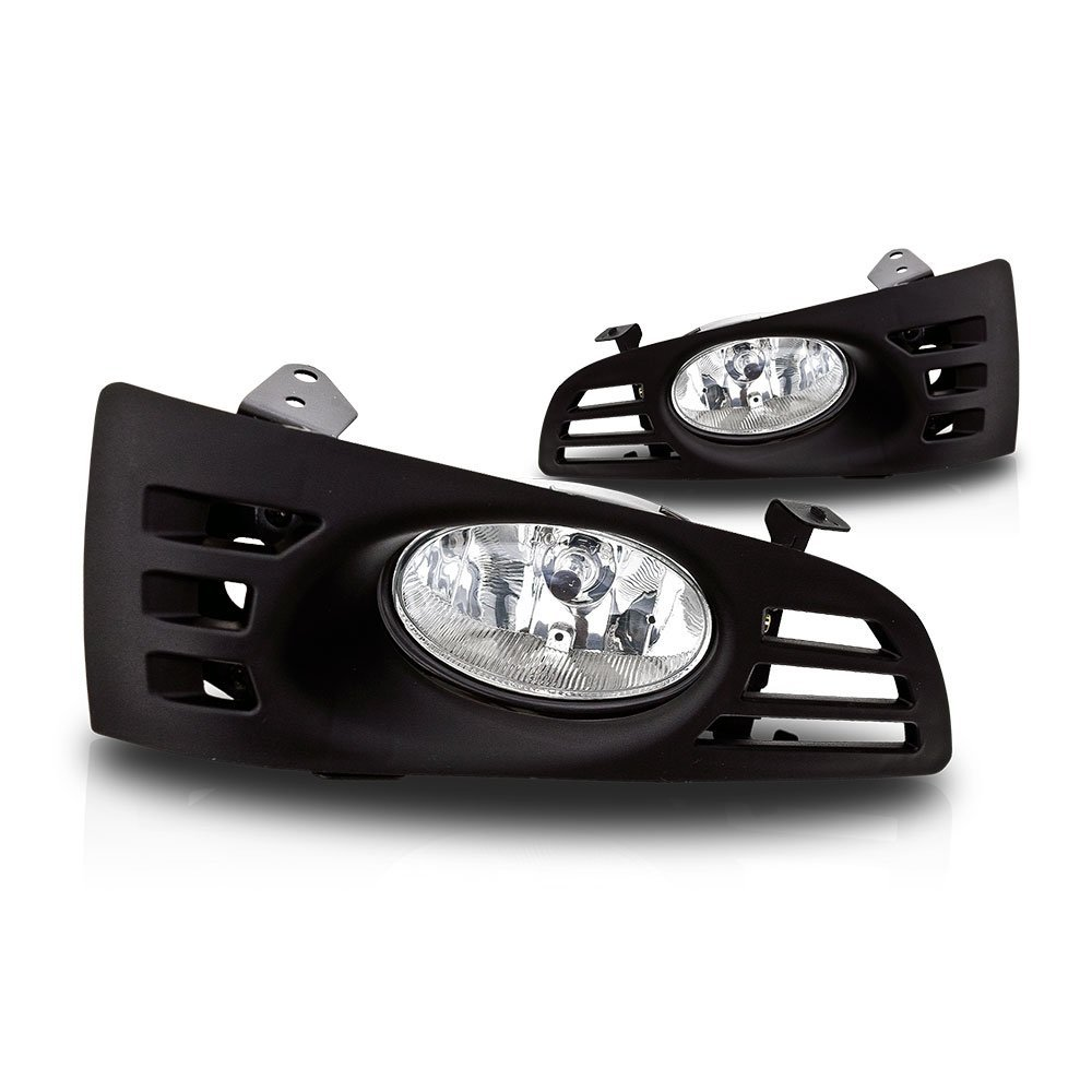 03-04 Honda Accord 2D OEM Fog Lights With Wire Relay ...