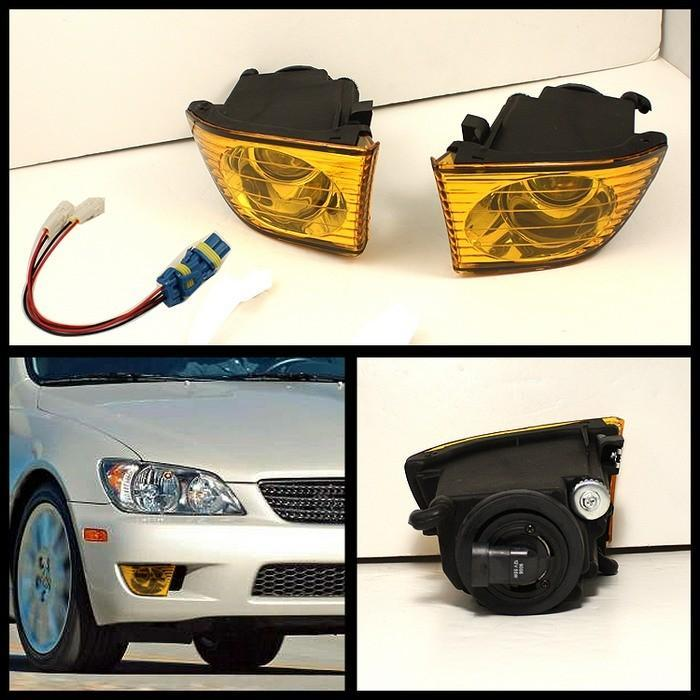 Lexus 2001 Is300 For Sale: Spyder 2001-2005 Lexus IS300 Replacement Projector Fog