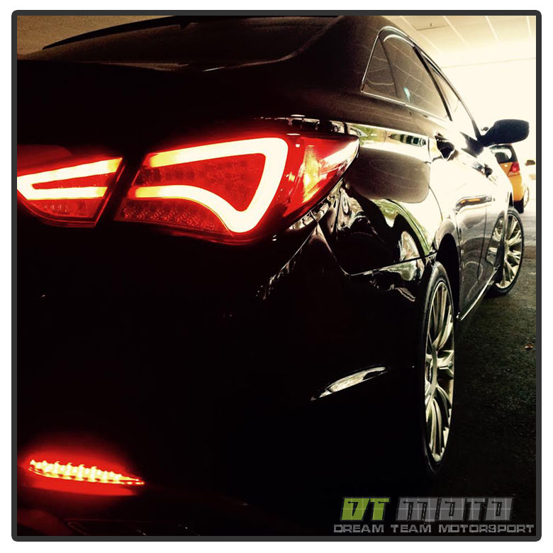 spyder 2011 2014 hyundai sonata philips led performance tail lights smoked 54 2011 2014 hyundai sonata philips led performance tail lights smoked 2011 hyundai sonata tail light wiring harness at bakdesigns.co