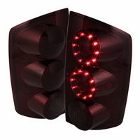 Spyder ALT-ON-DRAM02-LED-RS Dodge Ram 02-06 1500 / Ram 2500/3500 03-06 LED Tail Light - Red Smoke