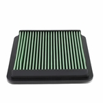 Subaru Forester / Outback / Impreza & WRX & STI Reusable Replacement Engine High Flow Drop-in Air Filter (Green)