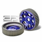 Toyota Supra / Lexus IS300 GS300 SC300 Performance Adjustable Aluminum Cam Gear - Blue