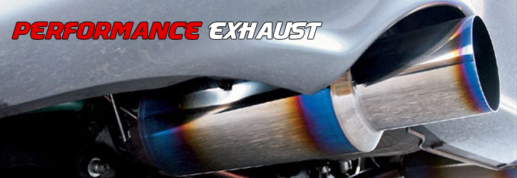 Acura TSX Performance Stainless Steel Catback Exhaust System - Acura tsx exhaust