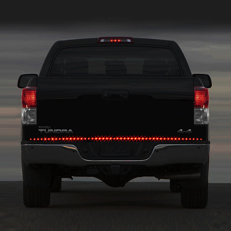 49 60 inch 5 function led brake reverse signal truck tail universal 49 60 inch 5 function led brake reverse signal truck tail gate light bar mozeypictures Choice Image