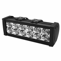 "10"" INCH 54W CREE Flood  LED Work Light Bar Offroad Jeep Truck 4X4 Pickup Lamp"