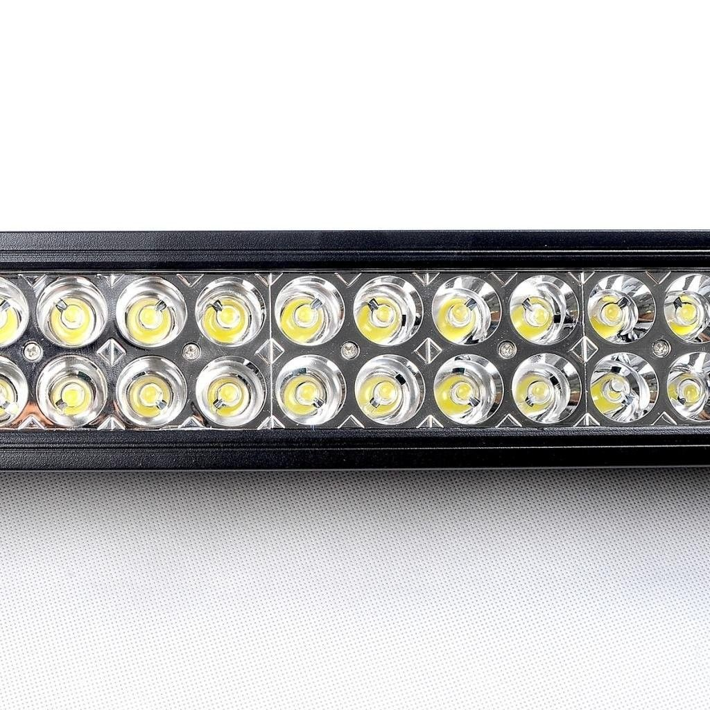 30 Inch 180w Combo Led Light Bar Offroad Driving Lamp Work Suv Atv Lights Wiring Diagram Car Jeep