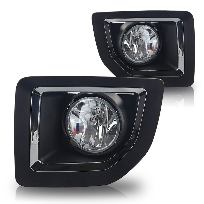 Details about 2015 2016 GMC Sierra 2500 Fog Light Bumper Lamp Clear on