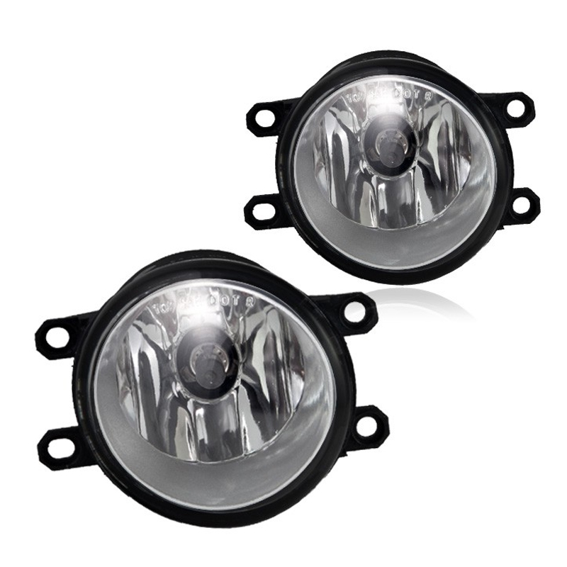 For 2009 2015 Toyota Venza Clear Replacement Fog Light