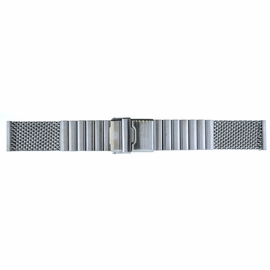 26mm MESH BRACELET STAINLESS STEEL