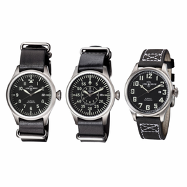 AIR BLUE ALPHA AUTOMATIC COLLECTION