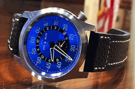 AIR BLUE PILOT WATCHES