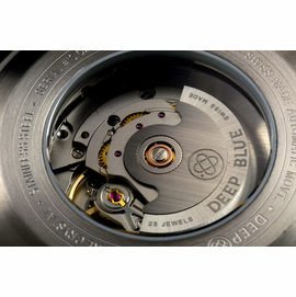 BlueTech Abyss 500 - Eta 2824-2 Movement