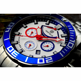 CalDiver USA 500 White